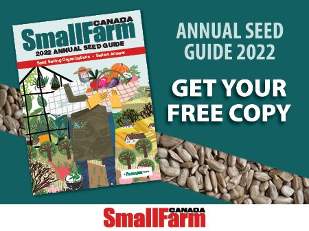 Order your 2022 Seed Guide