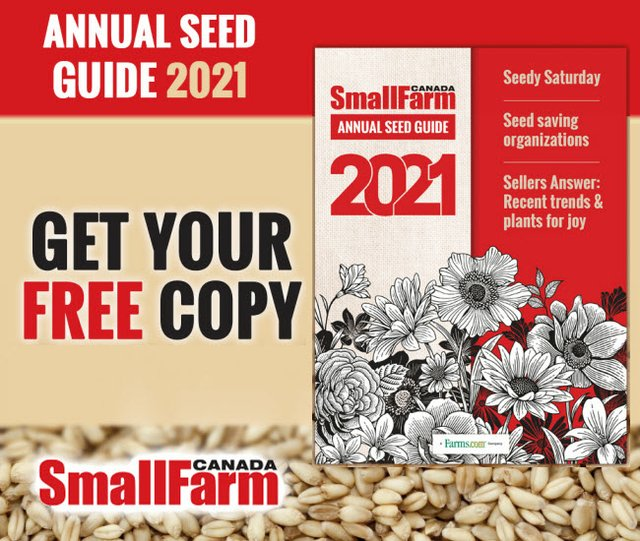 Annual Seed Guide 2021
